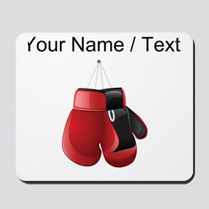 Custom Boxing Gloves Mousepad